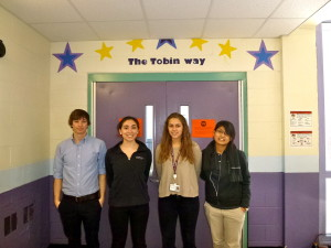 The Tobin Team of Lead Tutors