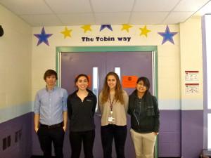 The Tobin Team of Lead Tutors